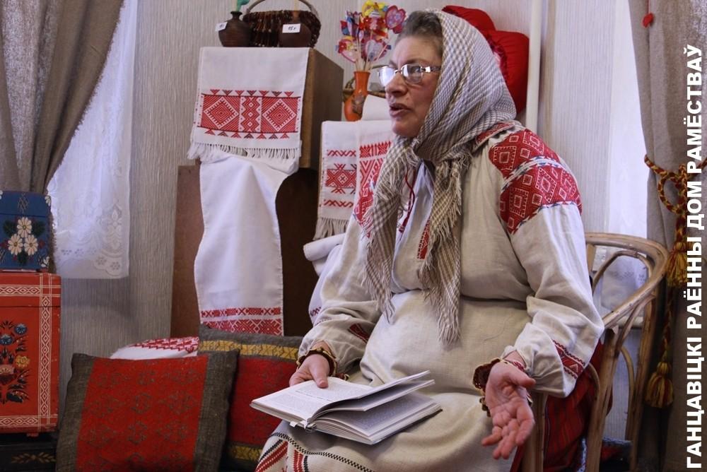 Дзень роднай мовы ў Доме рамёстваў