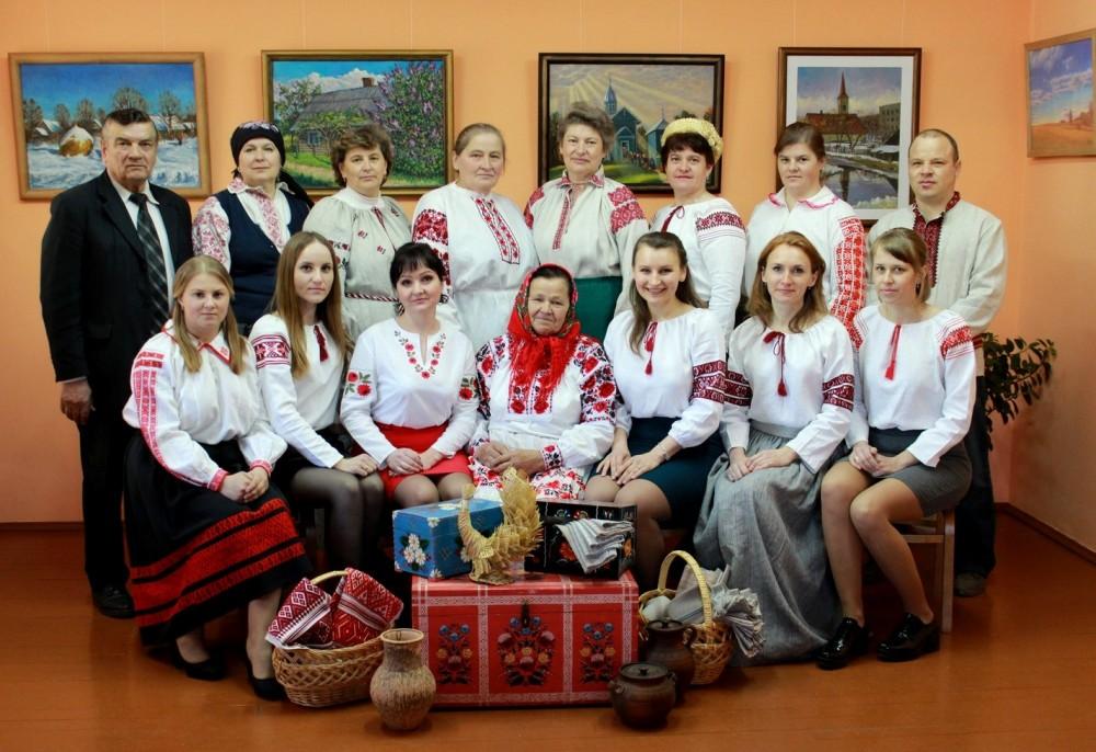 Народный клуб мастеров народного творчества