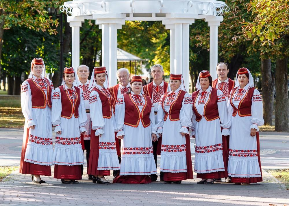 Народный хор народной песни