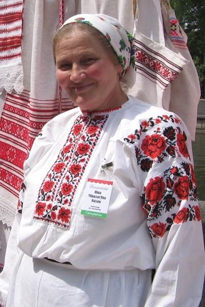 Казак Ніна Мікалаеўна