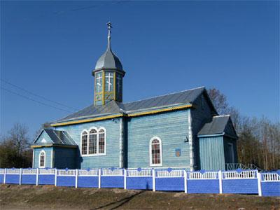церковь большие круговичи