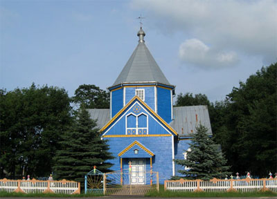 церковь будча