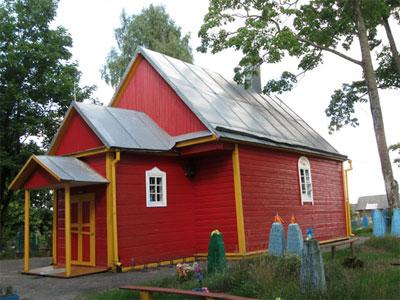 церковь чудин