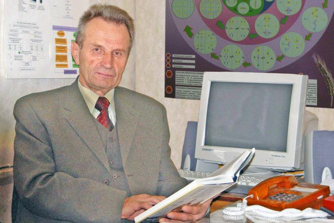 Иван Андреевич Гордей
