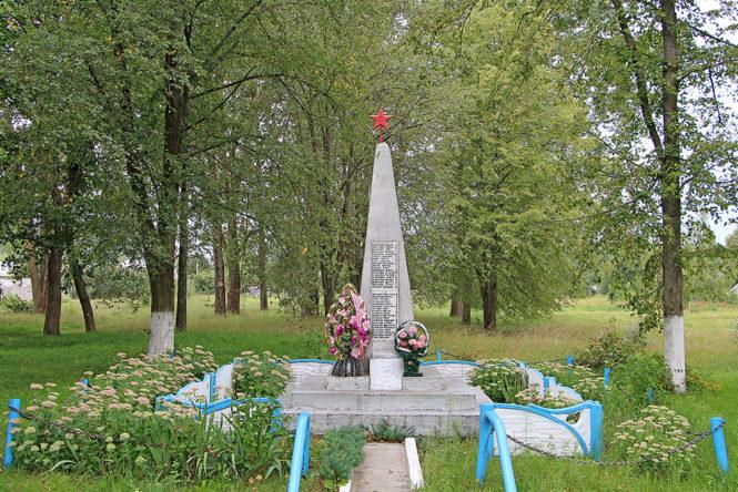 Памятник землякам