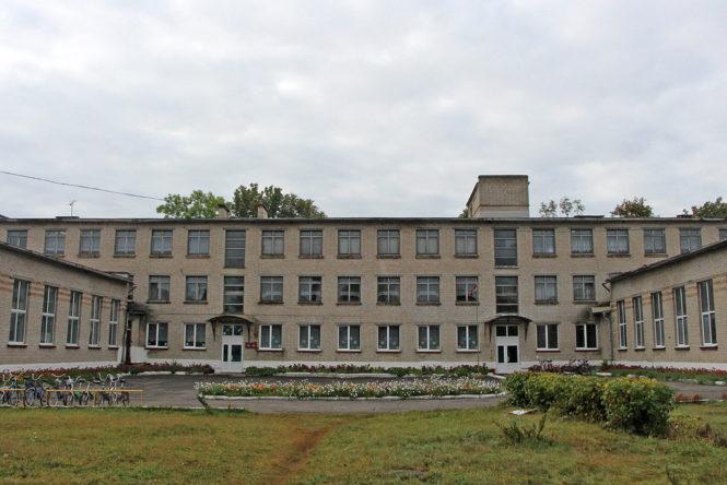 Ясли сад-средняя школа