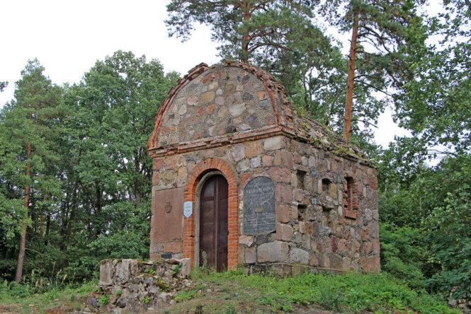 Погребальная часовня рода Вендорфов