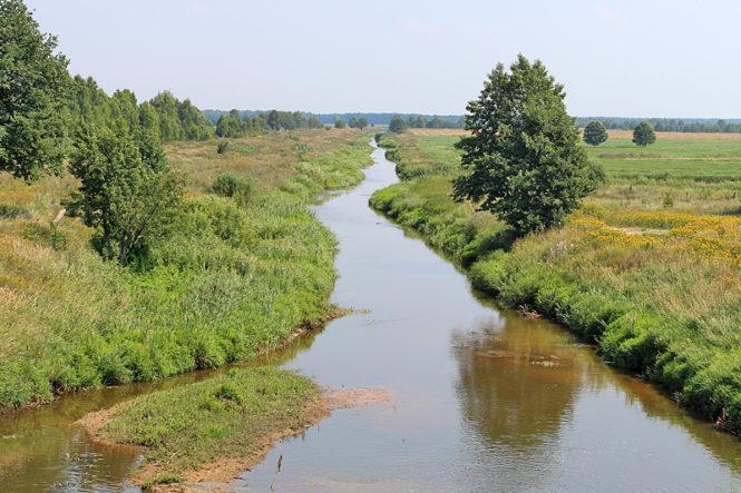 Река Лань